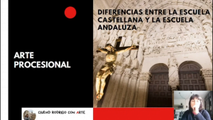 El arte procesional. Diferencias entre la escuela castellana y la escuela andaluza.