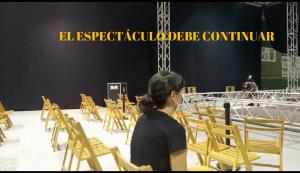 23 Feria de Teatro de Castilla y León. El espectáculo debe continuar