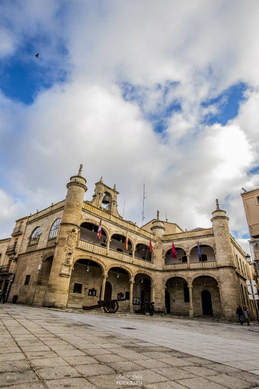 Ciudad Rodrigo en un día