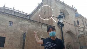 Catedral de Santa María. La Leyenda del Caballero y el Oso