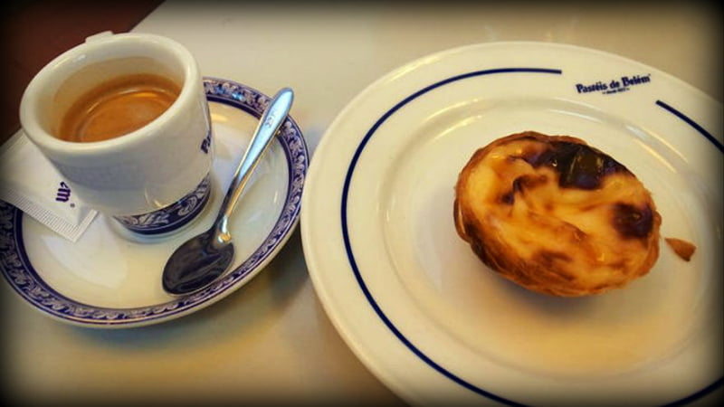 cafe portugués